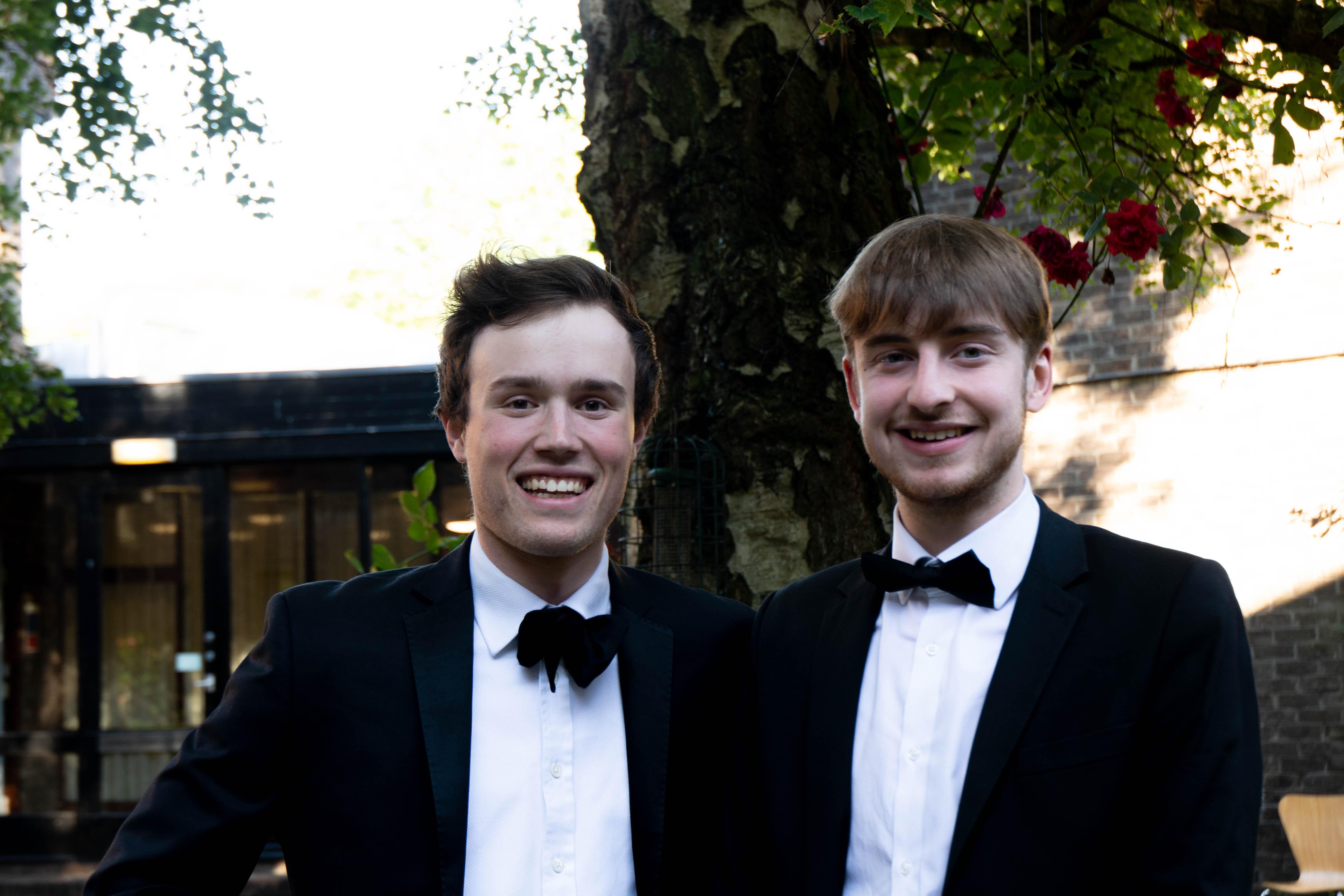 Ben Bauman & Tommy Wise